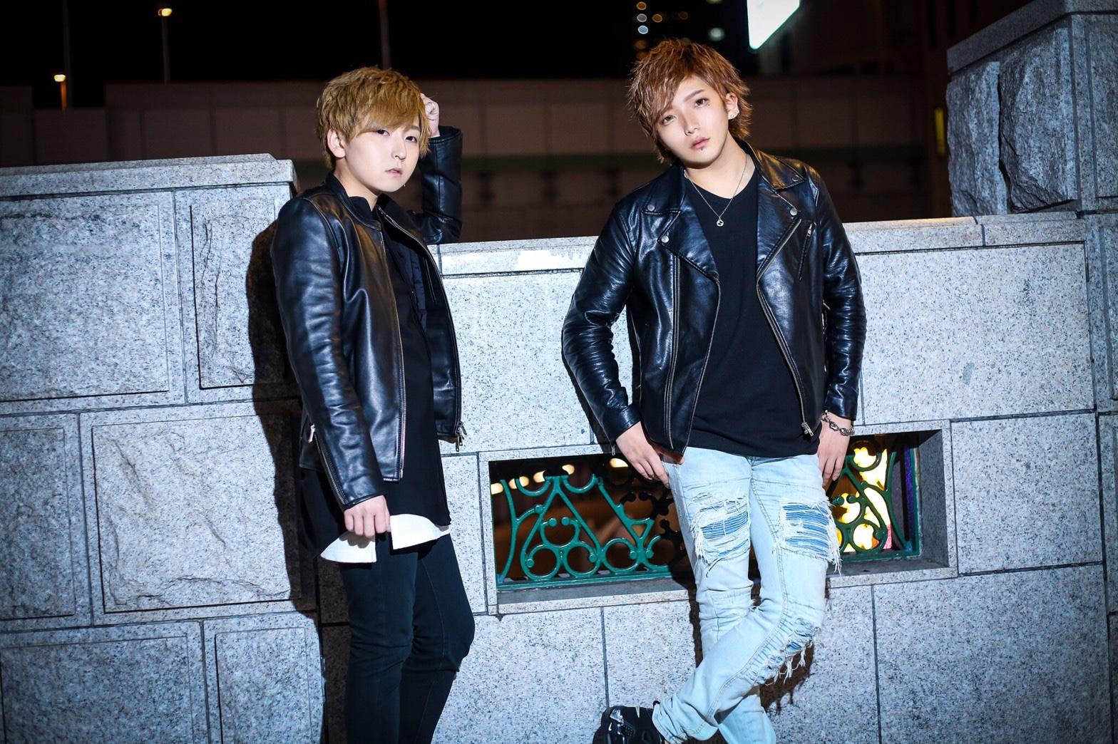 Kakeru Mikage & Jin Asukaのグラビア画像(1)